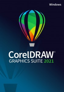 CorelDRAW GS 2021 PL/CZ Box WIN CDGS2021MLDP