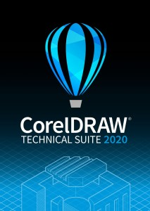 CorelDRAW Technical Suite 2020 EN WIN ESD ESDCDTS2020ML